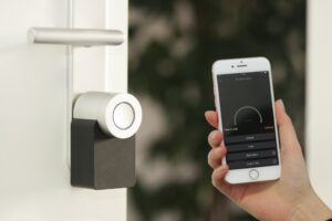 Home Security - Smart Locks and app